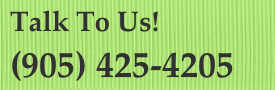 Phone Number For Winchester Dental Office In Brooklin on green background